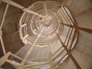 18I - La scala circolare