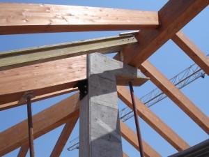 20B - Nuova copertura in legno